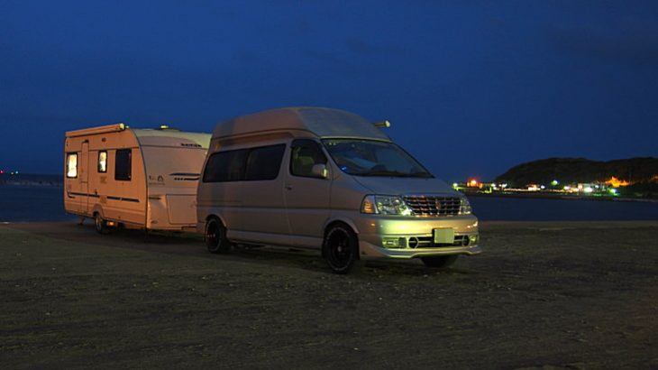 茨城 車中泊の旅