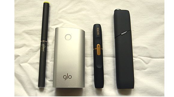 PLOOM TECH 、glo 、IQOS 、IQOS 3 MULTI