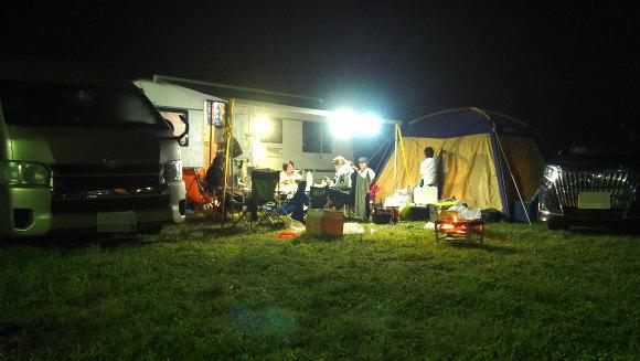 ARANAMIオートキャンプ場