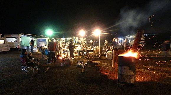 デルタリンク千葉 キャンプ大会