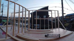 二世帯住宅増築部分