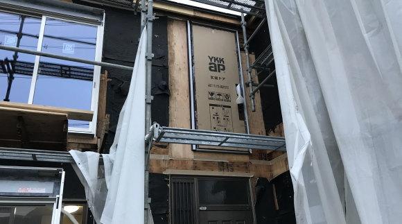 二世帯住宅増改築