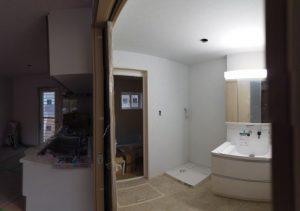 洗面脱衣所&バスルーム