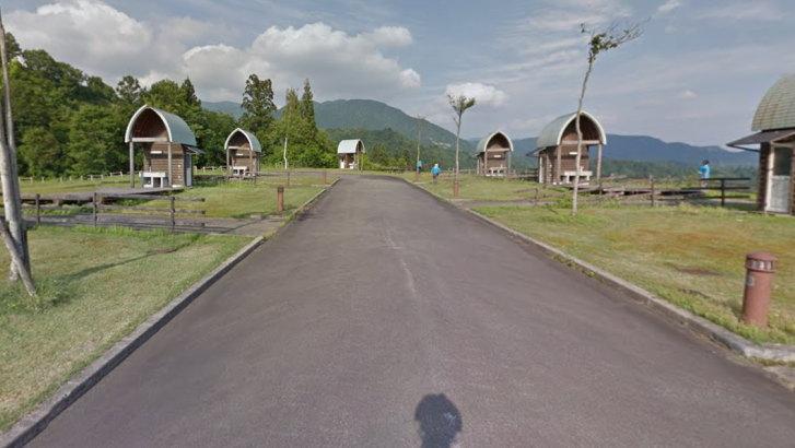 越後ハーブ香園入広瀬 オートキャンプ場