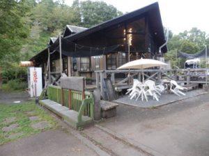 RVパークみどりの村 村カフェ