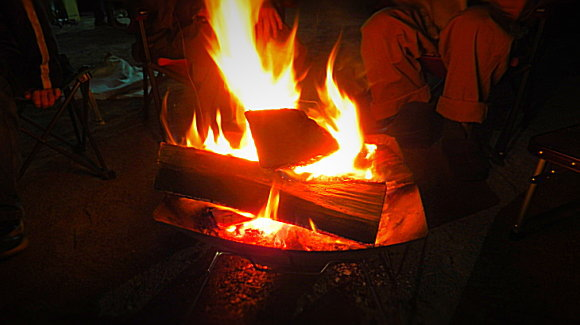 焚き火オフ 2019年